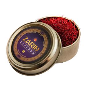 2 Grams Saffron Threads Premium Grade Pure All Red for Tea, Paella, Rice