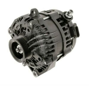 Alternator 12V 215A CW BLACK SERIES FITS HOLDEN COMMODORE GM LS1 LS2 LS3 V8 UNIV