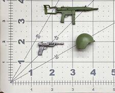 """1/12 or 6"""" scale Gi joe Classified ARAH series PRINTED Weapons & Helmet set READ"""