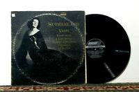 Joan Sutherland Sings Verdi - 1969 LP - Opera Legend - EX Vinyl