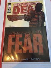 Walking Dead Comic Book #102 Negan Kirkman AMC