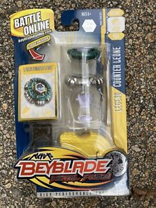 Beyblade METAL FUSION Legend Counter Leone BB-04- NEW IN PKG