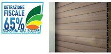 TAPPARELLE  TAPPARELLA AVVOLGIBILE PVC   PESO KG 5 MQ Colore a scelta