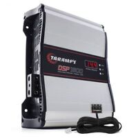 Taramps DSP-1600 1 Channel 1600 RMS 2 OHM Power Car Amplifier