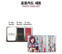TWICE FAN MEETING ONCE BEGINS OFFICIAL GOODS PHOTOCARD PHOTO CARD SET A Ver. NEW
