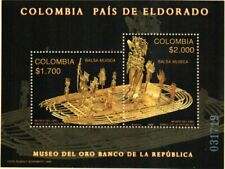 Colombia Stamp - The Eldorado Legend Stamp - NH
