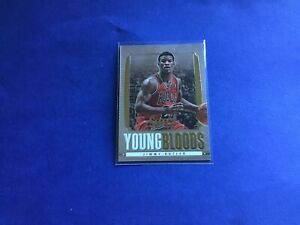 2013-14 Jimmy Butler Panini Select Young Bloods