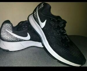 Nike Wmns Air Zoom Structure 22 Black|White Women's Running Size US 9.5 RRP $200