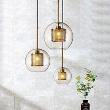 Modern Pendant Light Glass Ceiling Lamp Bedroom Lamp Kitchen Chandelier Lighting