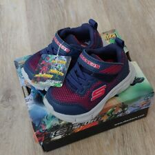 Brand New SKECHERS SPORT Intergrid Toddler Shoes Size 5