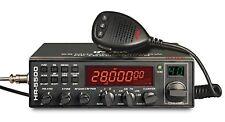 INTEK HR-5500  HF 28 MHz AM-FM-SSB-CW PROGRAMMABILE  CB MOBILE VERSIONE EXPORT