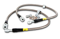Stoptech Front Brake Lines for 90-91 Mercedes 560SEL [W126]