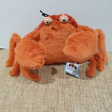 NEW Jellycat Small Crispin Crab collectors