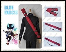Details about  Ao no Blue Exorcist Rin Okumura Cosplay Prop just Sword Bag  #6