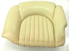 1998-2004 BENTLEY ARNAGE OEM LEFT REAR DRIVER'S SIDE LOWER SEAT CUSHION LEATHER
