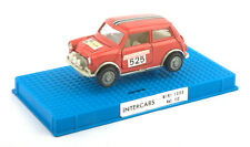 Inter-Cars Nacoral (Spain) 1/43 Mini 1000 (Red) Ref.112 * BOXED *