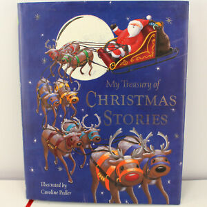 My Treasury of Christmas Stories (2005 Hardcover)