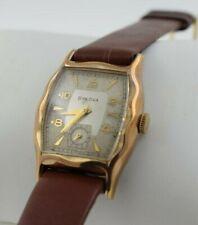 10K Yellow Gold Bulova Vintage Watch