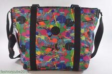 New with Tag KIPLING Adara  Medium Tote Bag TM4054 413 - Art Party Print