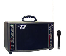 New Pyle PWMA3600 200 Watt Wireless Battery Powered PA System