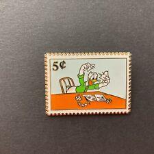 Dlr - Postage Stamp Series - Donald Duck Disney Pin 29693