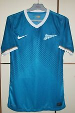 Zenit St Petersburg 2013-2014 Home football shirt jersey Player Issue Nike M
