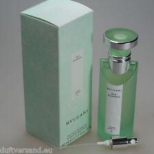 Bvlgari Eau Parfumée au Thé Vert 40 ml Eau de Cologne EdC Rechargeable Spray