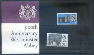 Great Britain 1966 Westminster Abeey presentation pack, fine (2020/07/19#11)