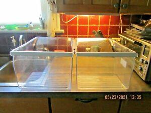 GE HotPoint Refrigerator Crisper/Vegetable Drawers  WR32X1141  301640 162D2699