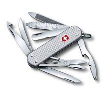 Victorinox MINICHAMP SILVER ALOX Swiss Army Knife Made in SWITZERLAND