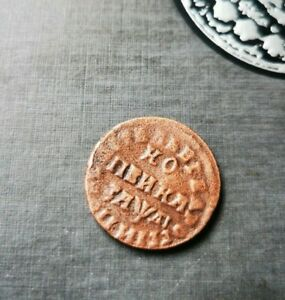 RUSSIAN : Rare Coin from Russia Kopeck 1714 MD R2