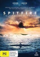 Spitfire (DVD, 2018) NEW
