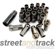 Steel Lug Nuts Stahl Radmuttern TITAN M12x1.5 Honda,Toyota,Mazda,Ford,Mitsubishi
