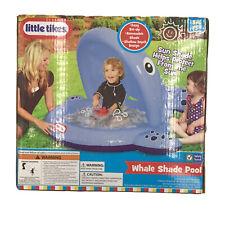 Children's Fun Pool Items Little Tikes Whale Shade Pool