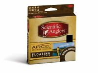 Scientific Anglers  Fly Line L-6-F Air Cel Light Green	153150