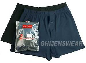 Big Mans Pack of 2 Boxers Boxer Shorts Pants Size XXL 3XL 4XL 5XL 6XL 7XL 8XL