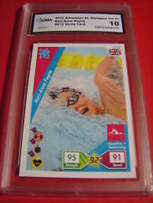 KERI-ANNE PAYNE ENGLAND SWIMMING 2012 ADRENALYN XL OLYMPICS # 012 GRADED 10