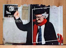 PROVA D'ORCHESTRA fotobusta poster affiche Fellini Umberto Zuanelli AU43