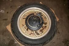 Yamaha Midnight Maxim XJ750 XJ 750 XJ750M rear back wheel rim tire brake 16 in