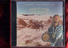 TONY ESPOSITO-STORIE D'AMORE CON I CRAMPI OST SIAE IMORT FONO CD NUOVO SIGILLATO