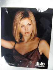 Buffy Tvs 8x10 1998 Licenced Color Photo Sarah Michelle Gellar Picture 2!