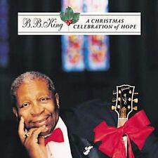 B.B King :A Christmas Celebration of Hope  (CD, Nov-2001, MCA New