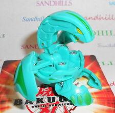 Bakugan Wavern Green Ventus B2 Bakuswap 560G & cards