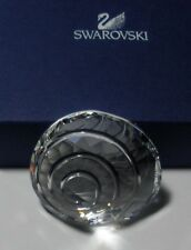 SWAROVSKI SILVER CRYSTAL TOP SHELL 2007 MEMBERSHIP GIFT 880693  MINT IN BOX