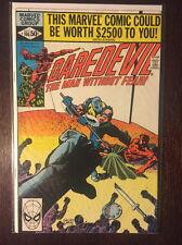 Daredevil #161 Bronze Age    Very Fine-, Marvel, Miller