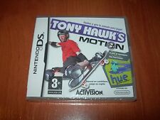 TONY HAWK´S MOTION DS (PAL ESPAÑA PRECINTADO)