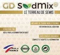 Terreau de semis GD SeedMix - 5L