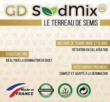 Terreau de semis GD SeedMix - 10L