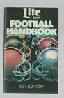 1984 NFL HANDBOOK SPONSORED BY LITE BEER MADDEN CENTERFOLD