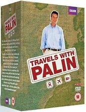 The Complete Michael Palin Travels DVD Collection 20 Discs Box Set New & Sealed